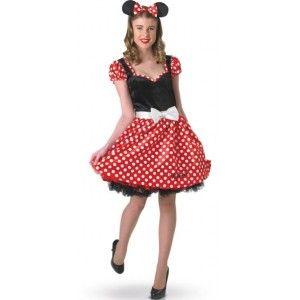 deguisement minnie mouse femme