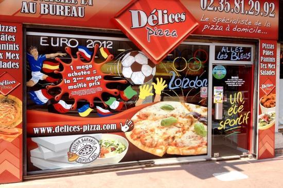 delice pizza