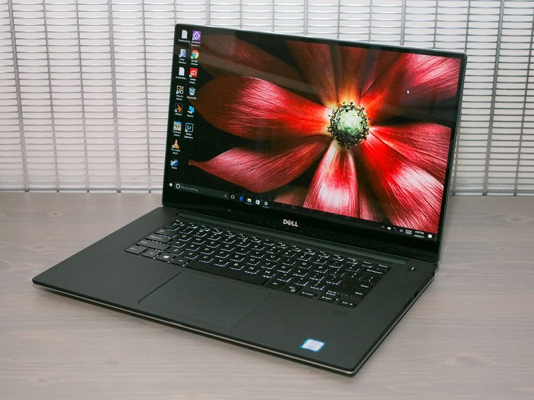 dell xps 15 2017 test