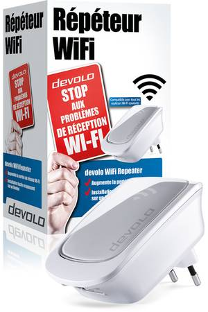 devolo repeteur wifi