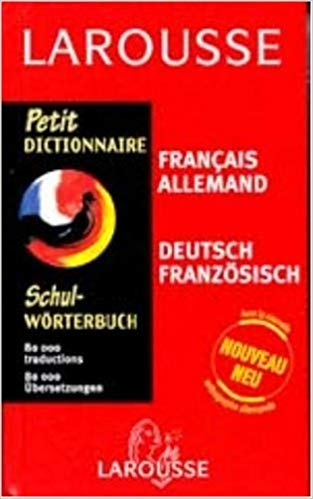 dictionnaire allemand