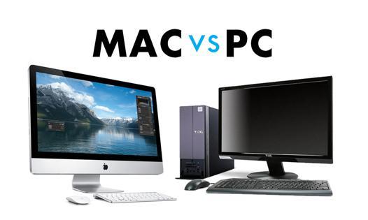 différence mac et pc