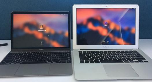 différence macbook et macbook air