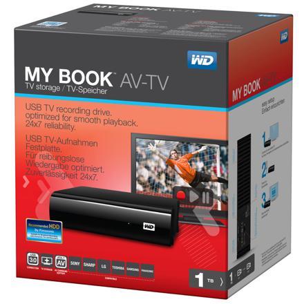 disque dur externe pour tv