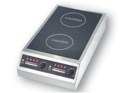 double plaque induction posable
