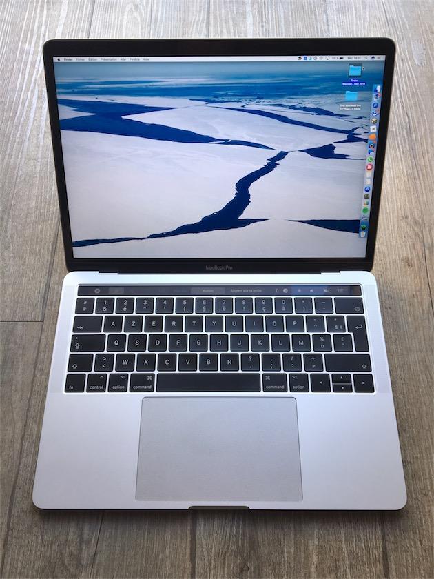 du macbook pro