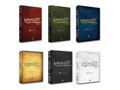 dvd kaamelott intégrale