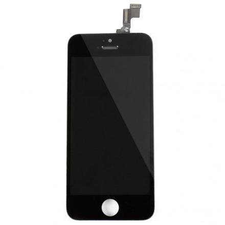 ecran iphone 5s noir