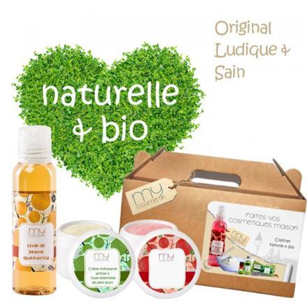 faire ses produits de beauté bio