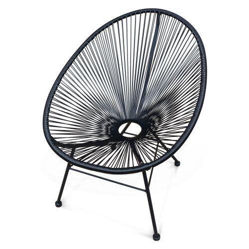 fauteuil oeuf acapulco