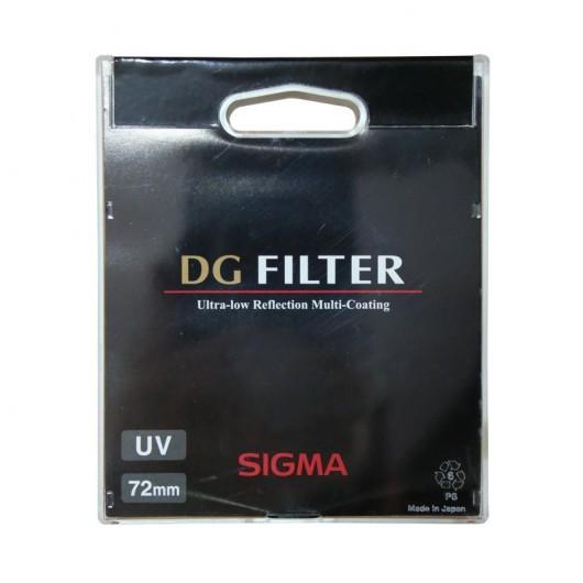 filtre uv 72mm