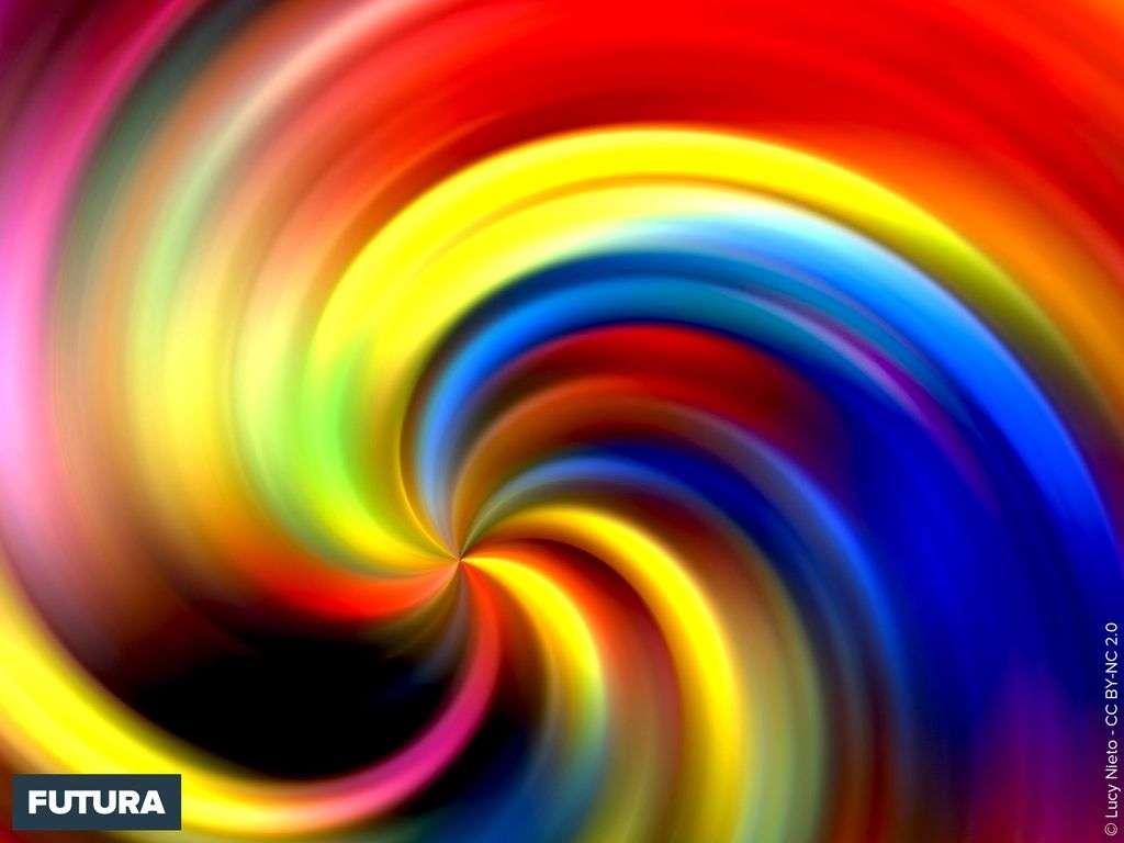 fond d écran multicolore