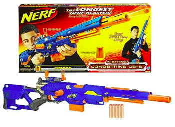 fusil nerf le plus puissant