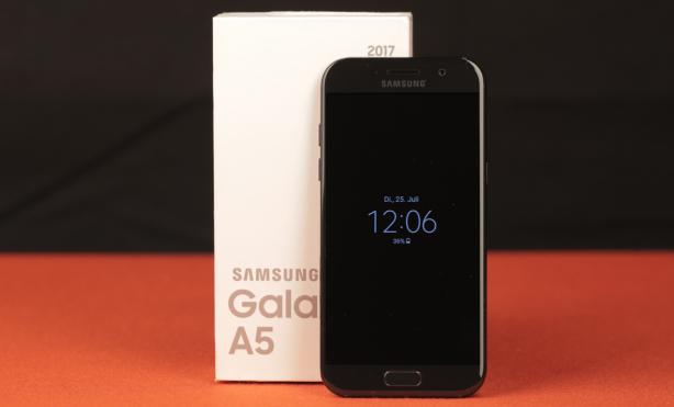 galaxy a5 2017 test