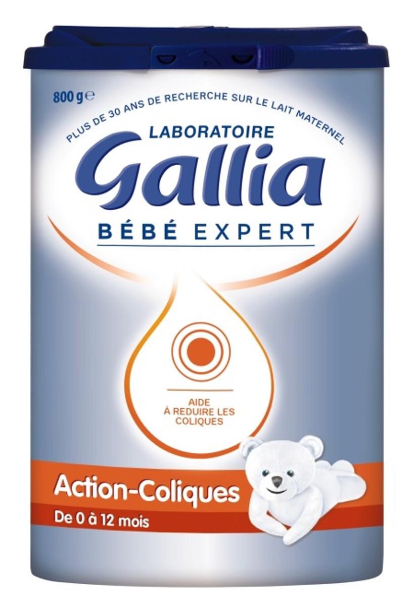 gallia anti colique