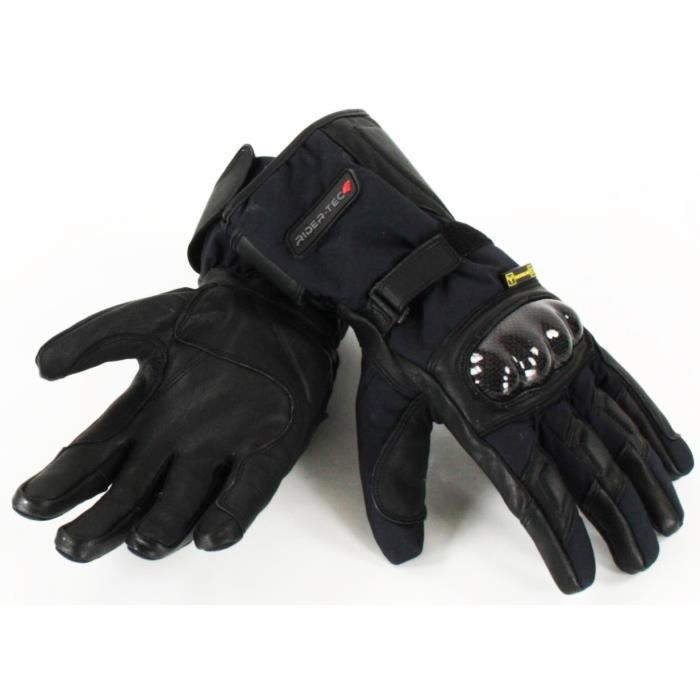 gants moto hiver homologués