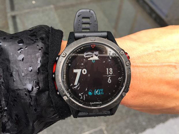 garmin fenix 5s test