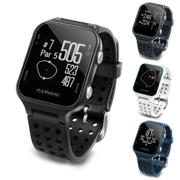 garmin montre golf