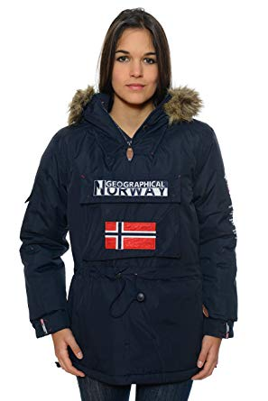 geographical norway parka femme