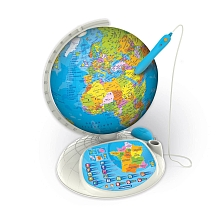 globe terrestre clementoni