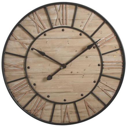 grande horloge pas cher