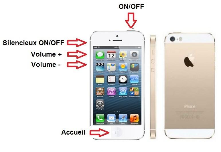 guide utilisateur iphone 5s