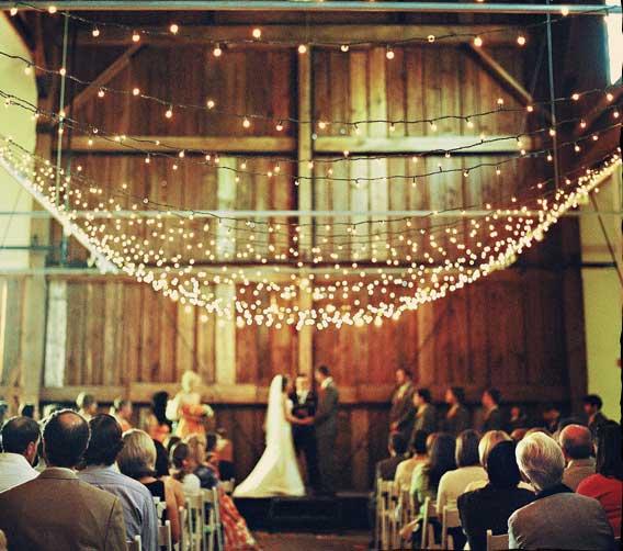 guirlande led mariage