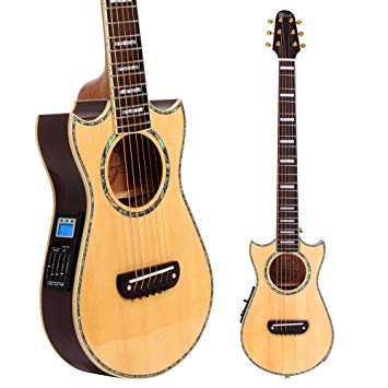 guitare de voyage electro acoustique