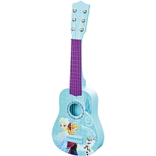 guitare reine des neiges