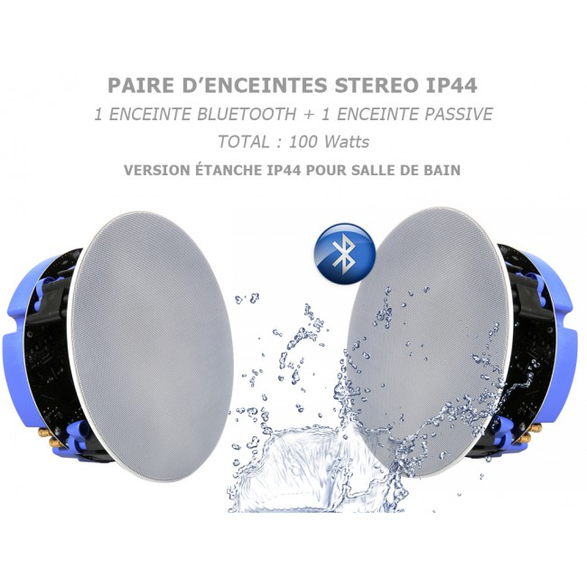 haut parleur bluetooth encastrable