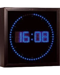horloge digitale led