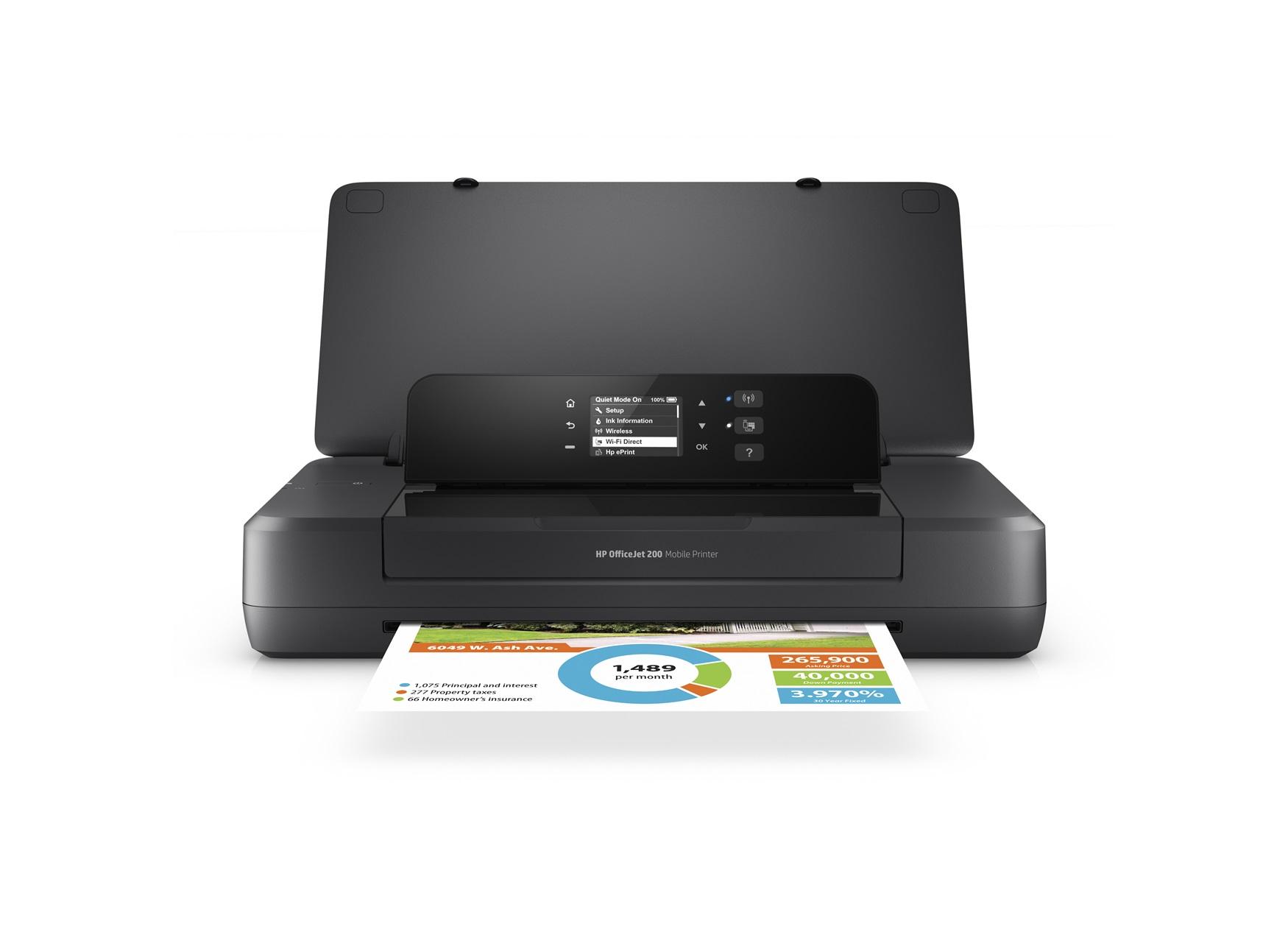 hp imprimante mobile