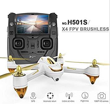 hubsan h501s x4 5.8g fpv