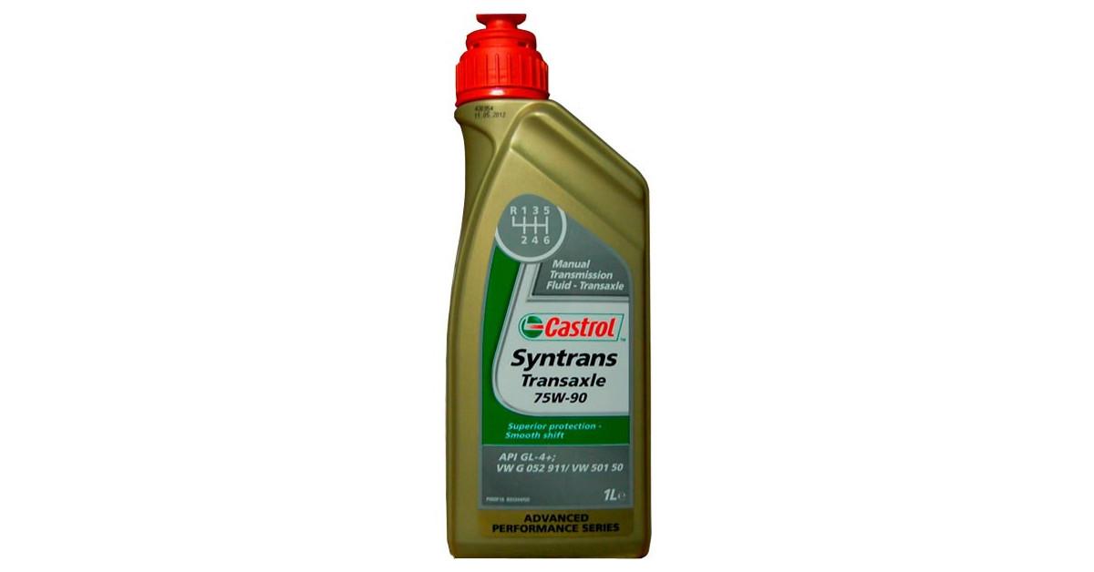 huile boite de vitesse 75w90 castrol