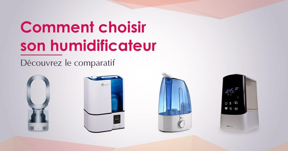 humidificateur d air comparatif