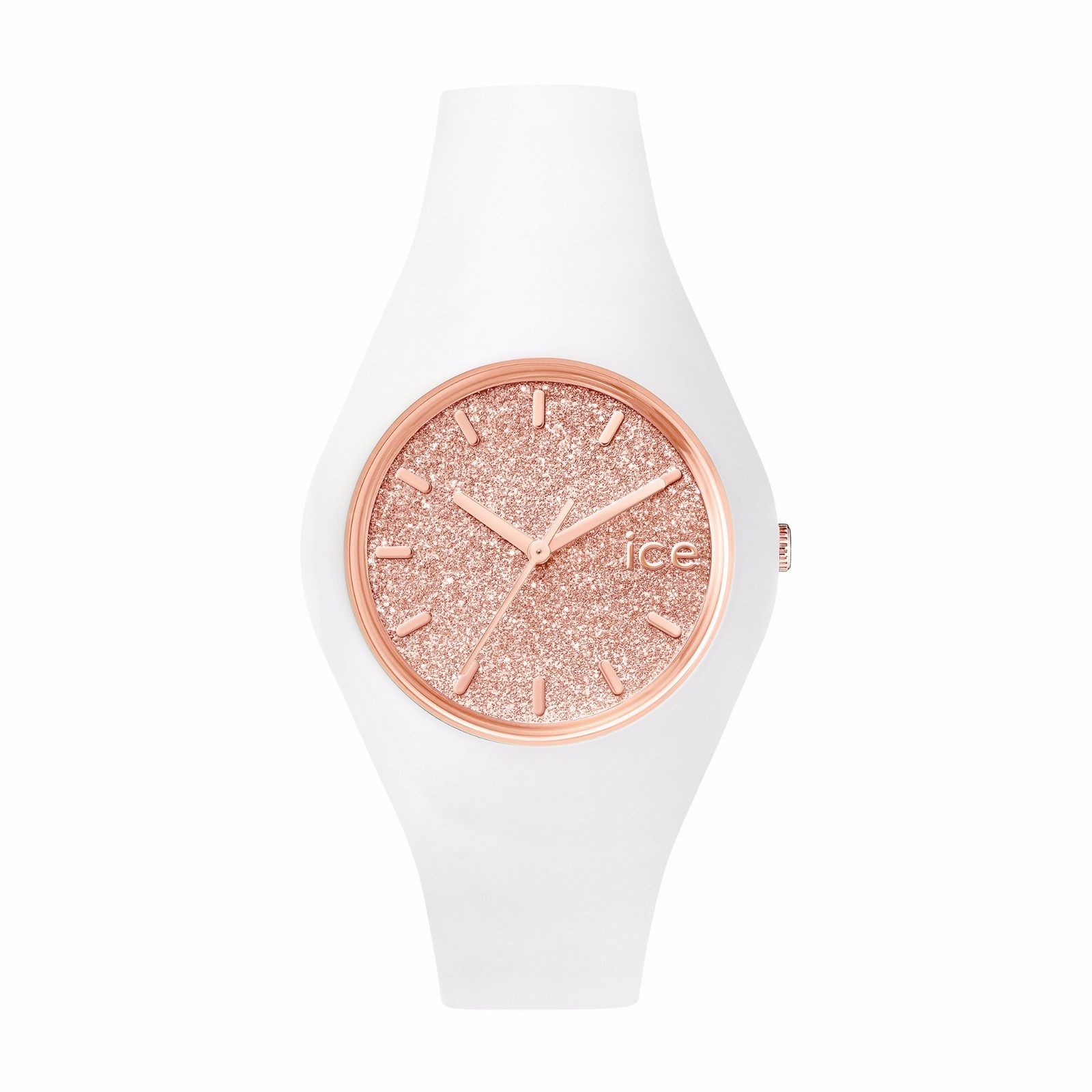 ice watch rose gold