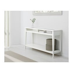 ikea table console