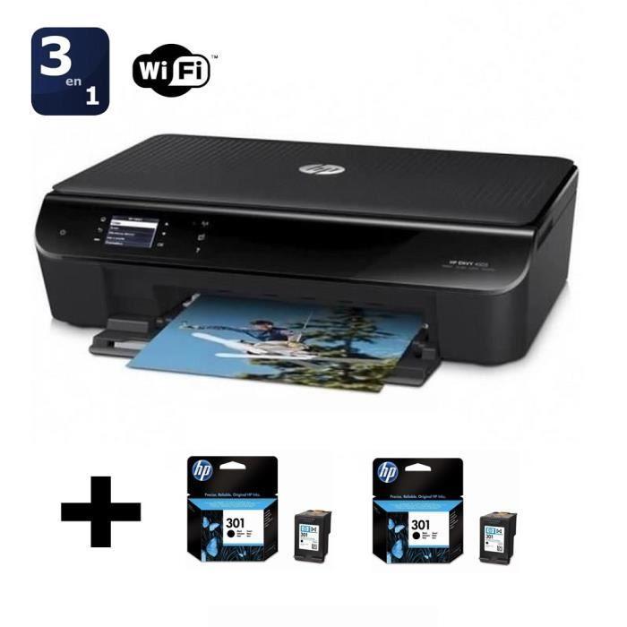 imprimante hp multifonction 2 cartouches