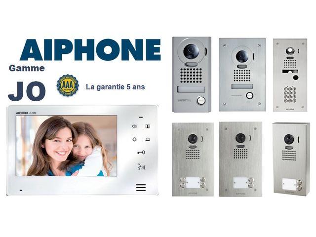 interphone video filaire