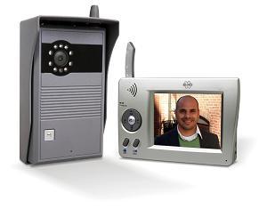 interphone video sans fil longue portée