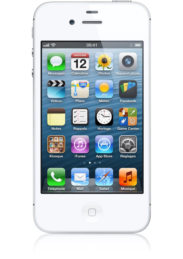 iphone 4s neuf orange