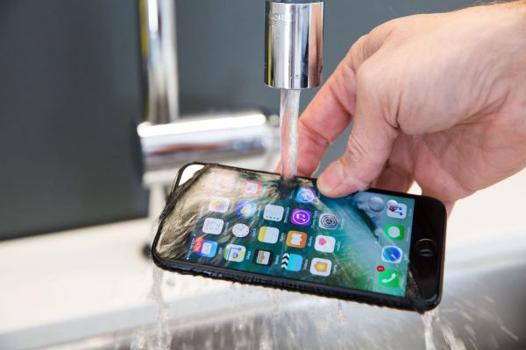 iphone 7 etanche test