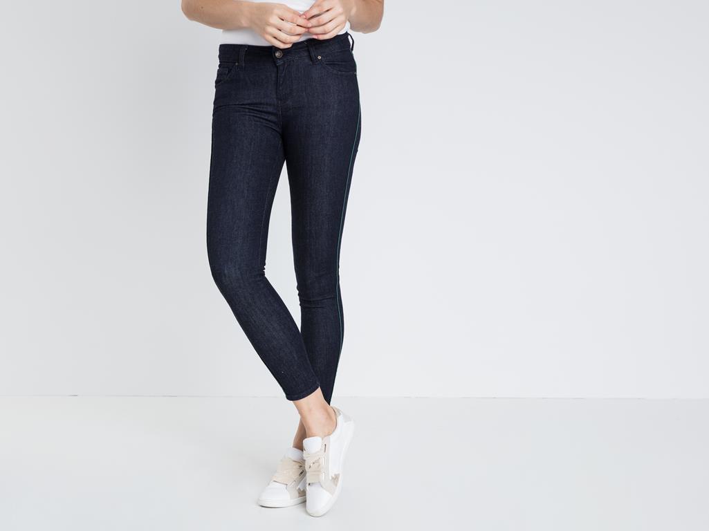 jean skinny femme