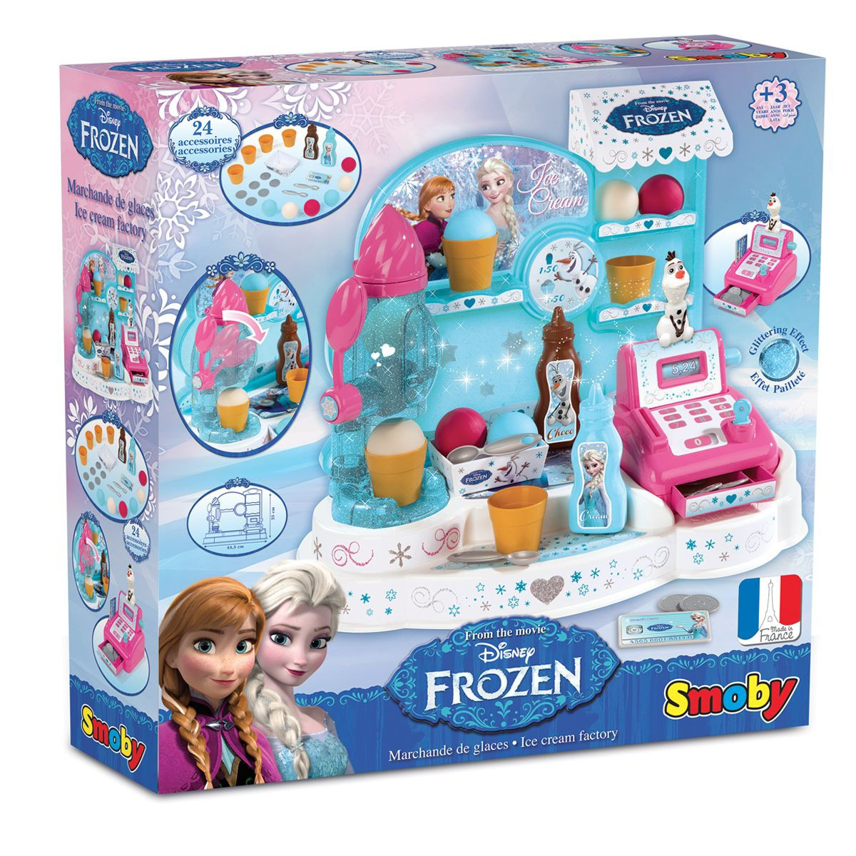 jouet reine des neiges