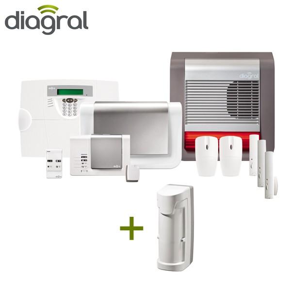 kit alarme diagral