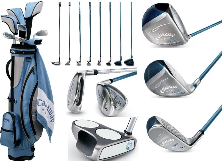 kit de golf