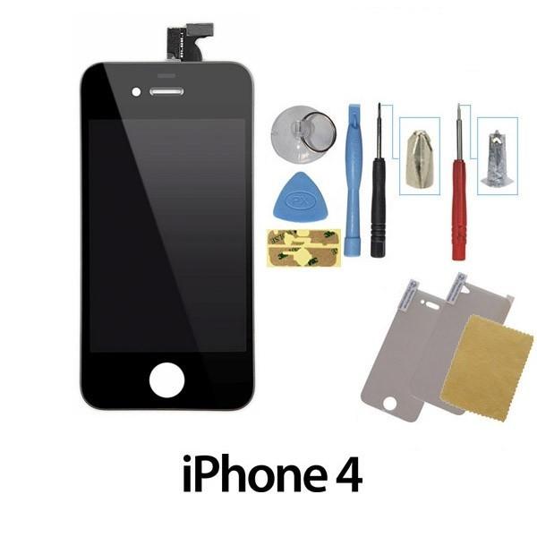 kit vitre iphone 4