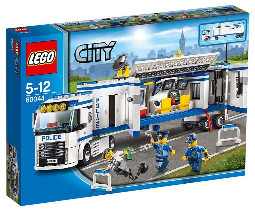 l unité de police lego