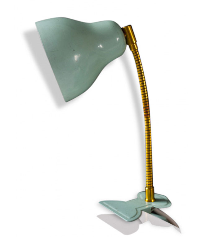lampe de chevet a pince