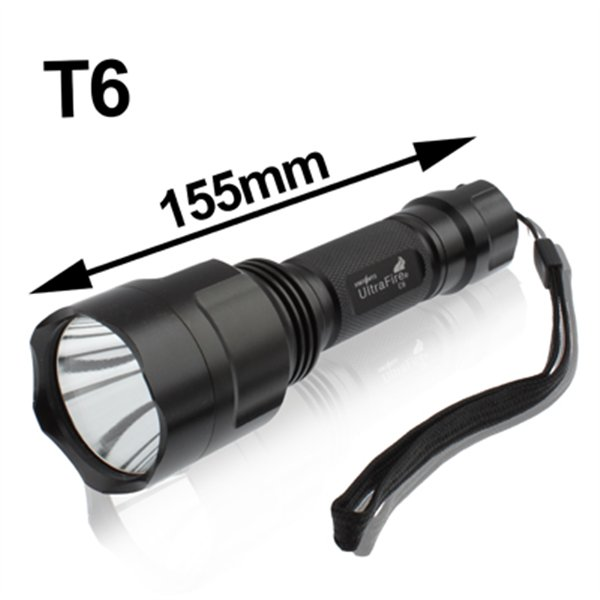 lampe torche ultrafire xml-t6